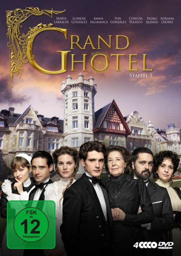 Grand Hotel Season 3 4 Dvds Jpc