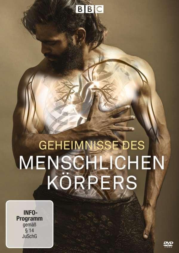 Geheimnisse des menschlichen Körpers (DVD) – jpc