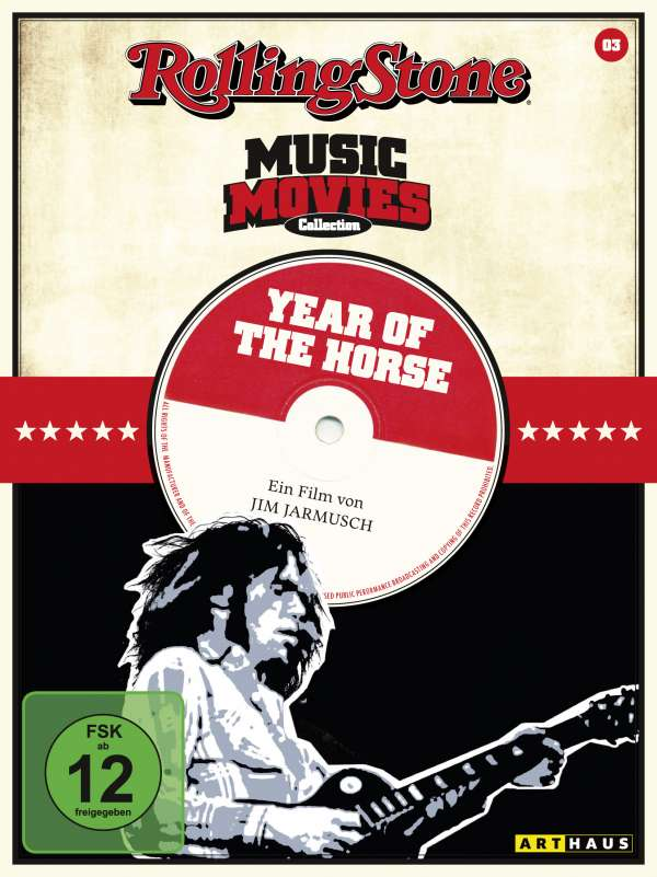 Year Of The Horse Rolling Stone Music Movies Dvd Jpc