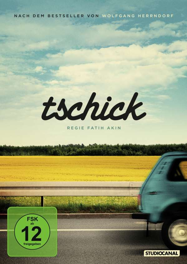 Tschick Dvd