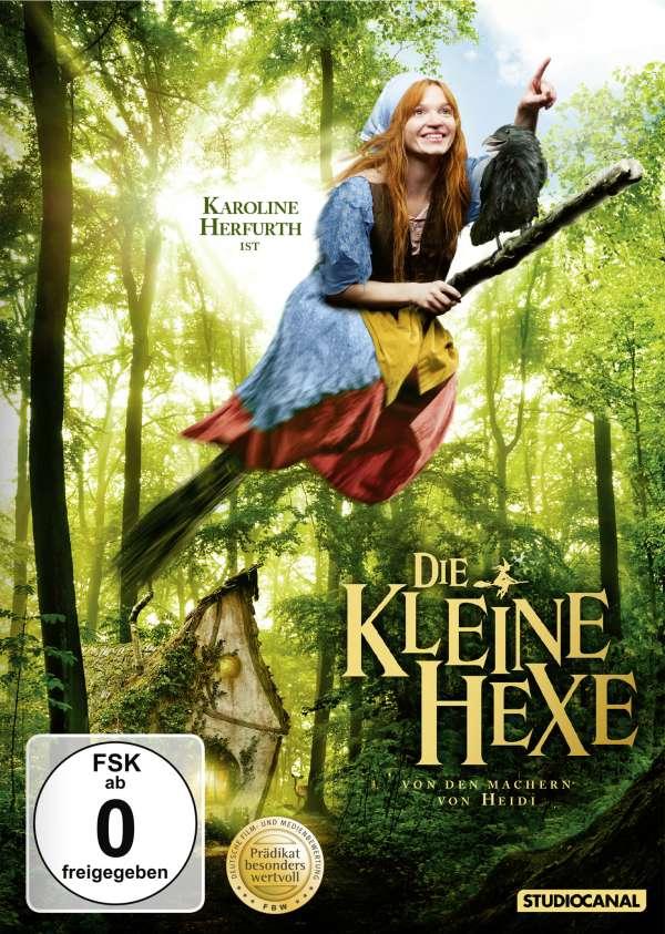 Die Kleine Hexe 2018 Dvd Jpc