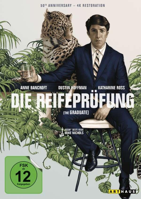 Die Reifeprüfung 50th Anniversary Edition 2 Dvds Jpc