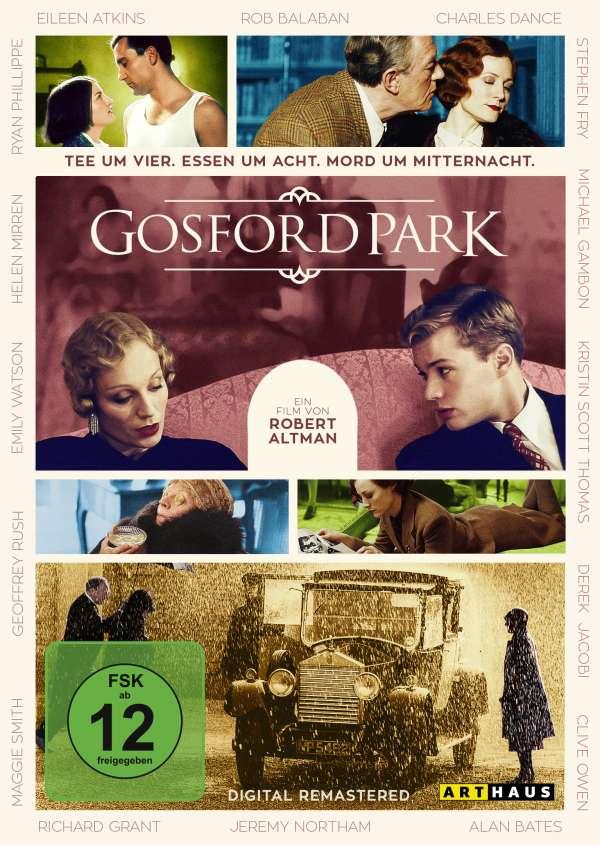 Gosford Park Dvd Jpc
