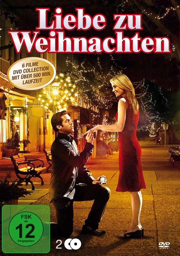 Liebe zu Weihnachten (6 Filme auf 2 DVDs) (2 DVDs) – jpc