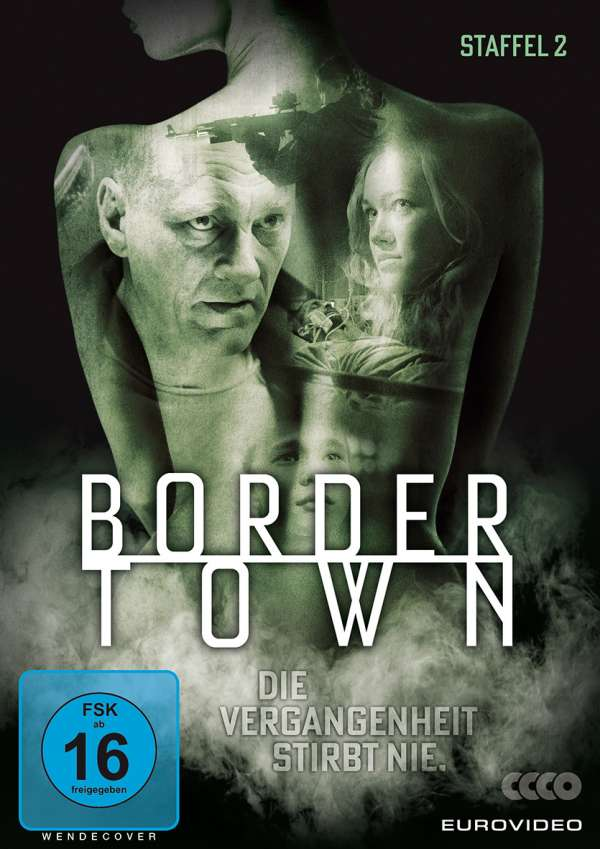 Bordertown Staffel 2 4 Dvds Jpc