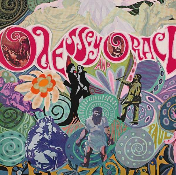The Zombies Odessey Amp Oracle 180g Mono Lp Jpc