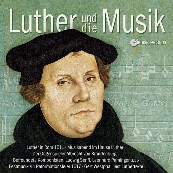 Luther und die Musik, 9 CDs