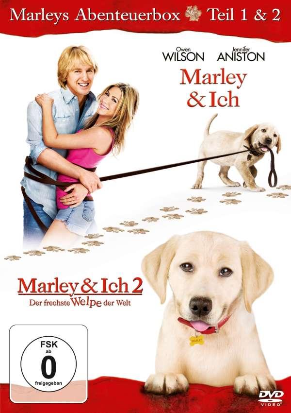 marley und ich marley und ich 2 2 dvds jpc. Black Bedroom Furniture Sets. Home Design Ideas