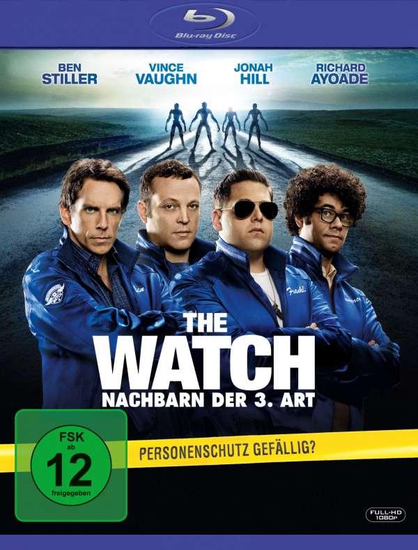The Watch – Nachbarn Der 3. Art