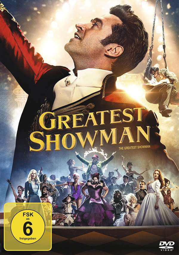 the greatest showman deutsch