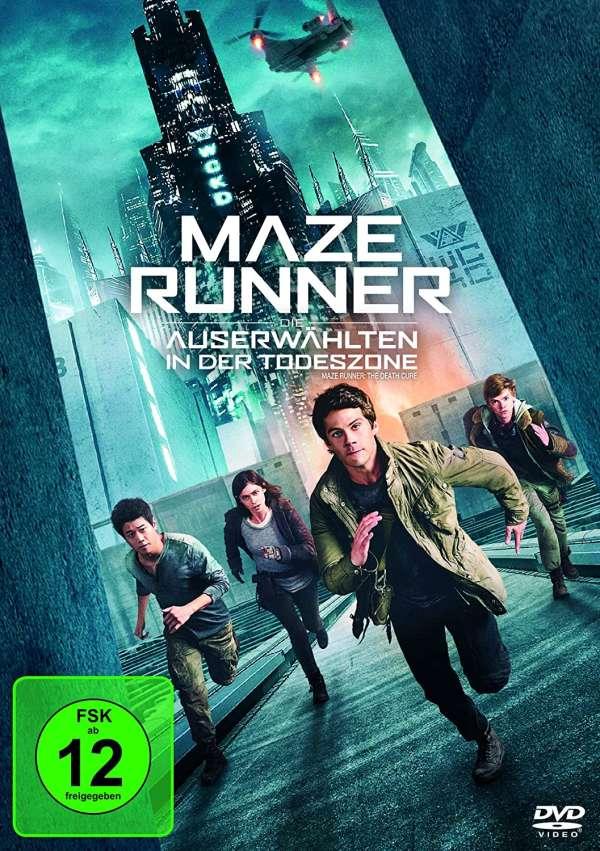 Maze Runner 3 Dvd