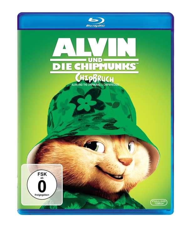 Alvin Und Die Chipmunks 3 Chipbruch Blu Ray Jpc