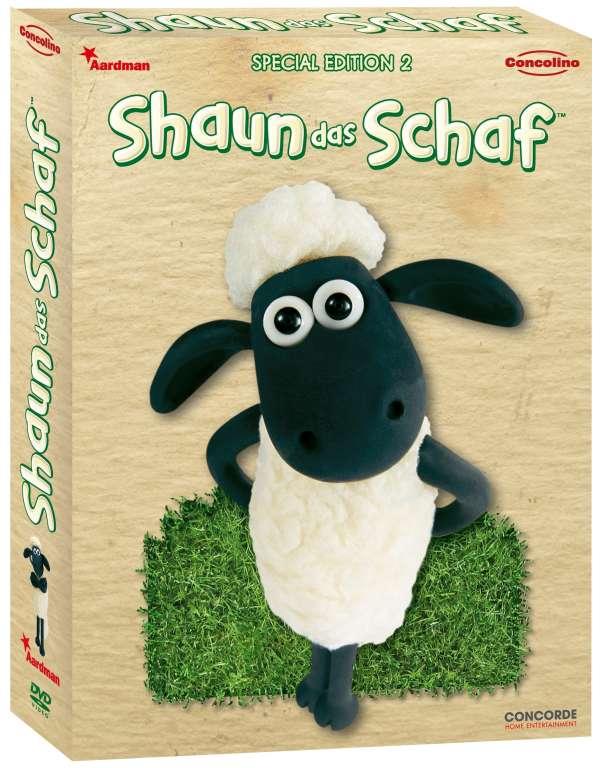 Shaun Das Schaf Staffel 2 5 Dvds Jpc