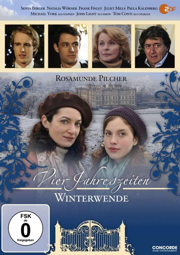 Rosamunde Pilcher Vier Jahreszeiten Winterwende Dvd Jpc