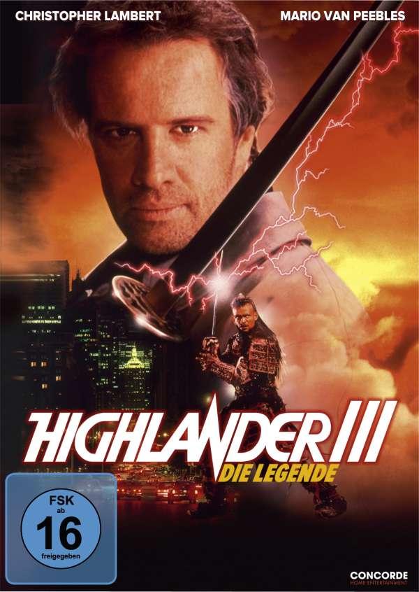 Filmmusik Highlander