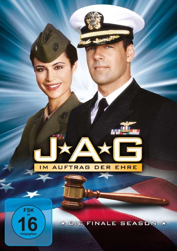 J.A.G. - Im Auftrag Der Ehre Stream