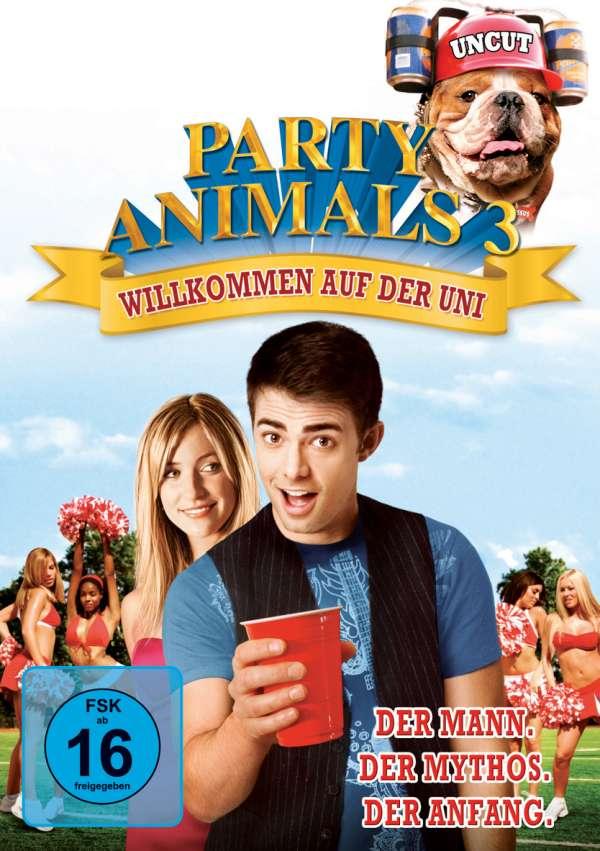party animals 3 – willkommen auf der uni