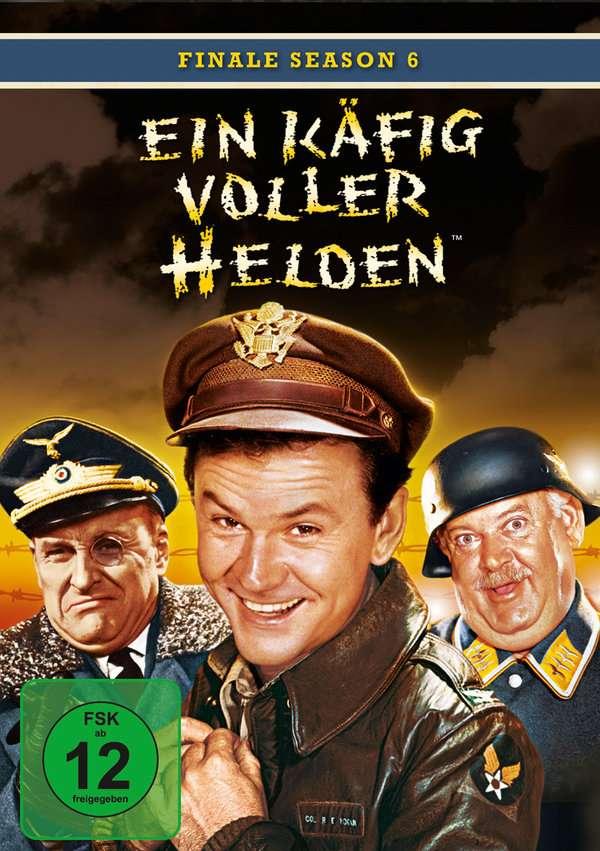 Ein Käfig Voller Helden Season 6 Finale Staffel 3 Dvds Jpc