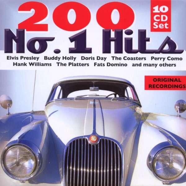 200 No1 Hits Auf 10 CDs