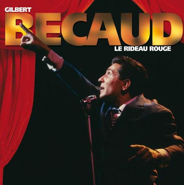 Gilbert Bécaud: Le Rideau Rouge (CD) – jpc