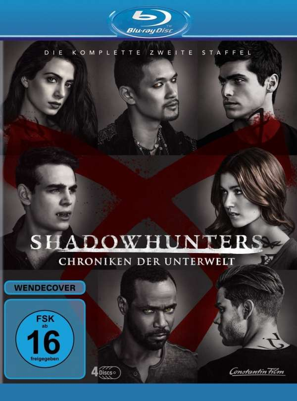 shadowhunters staffel 2 deutschland