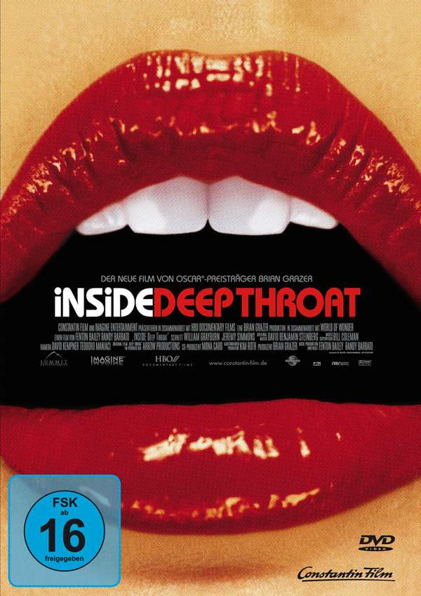 Deep throat auf dvd