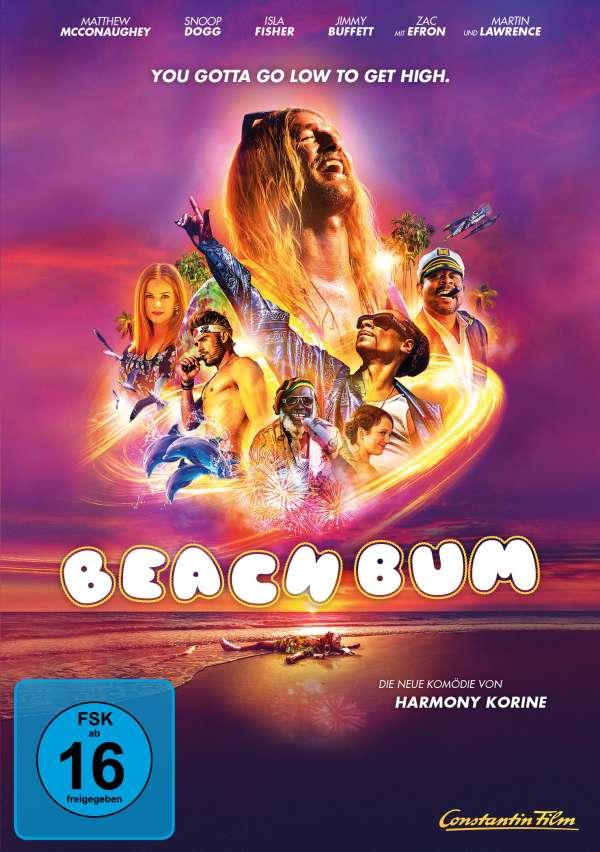 beach bum deutsch