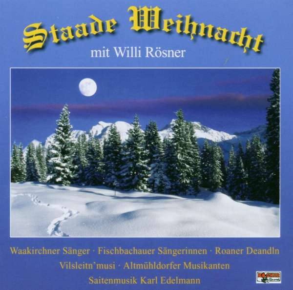 willi r sner staade weihnacht cd jpc. Black Bedroom Furniture Sets. Home Design Ideas
