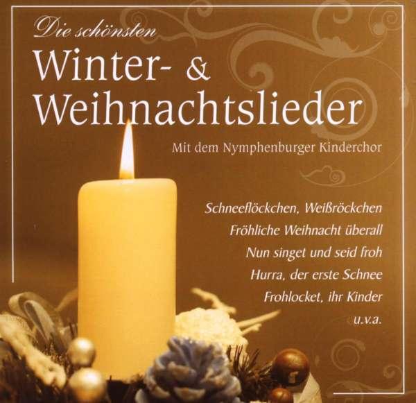 nymphenburger kinderchor die sch nsten winter. Black Bedroom Furniture Sets. Home Design Ideas