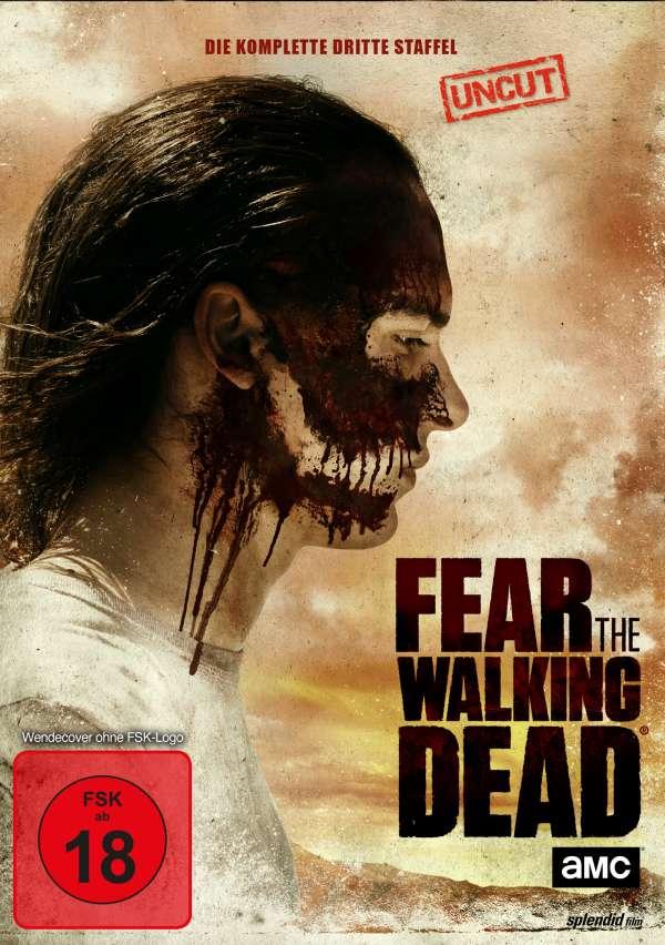 Fear The Walking Dead Staffel 3 4 Dvds Jpc