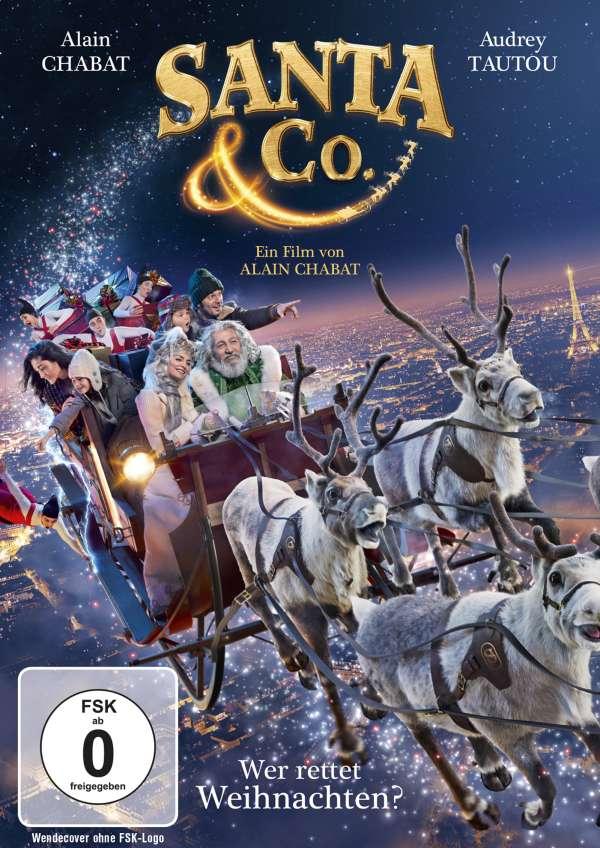 Santa & Co. - Wer rettet Weihnachten? (DVD) – jpc