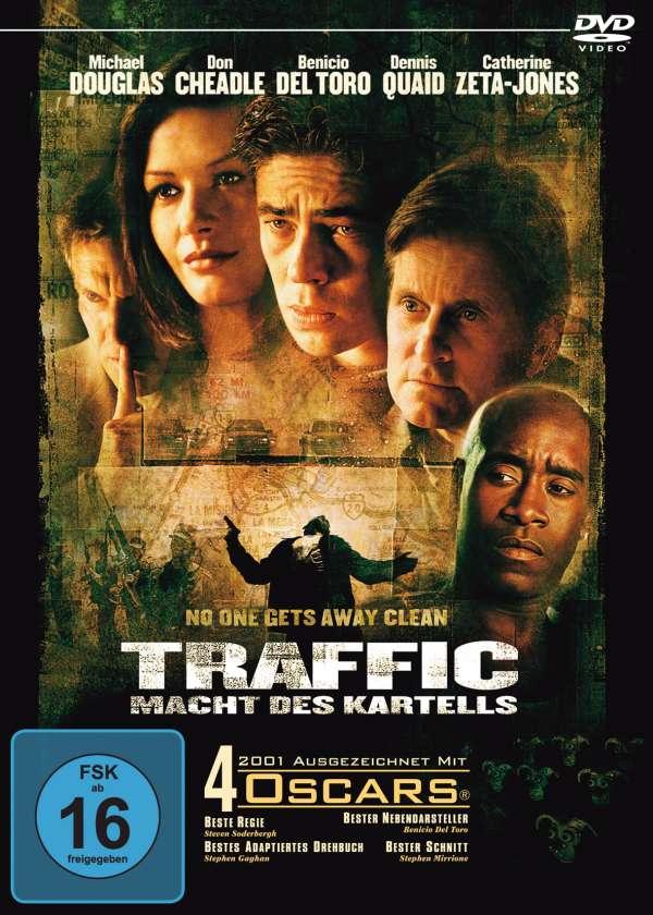 Traffic Die Macht Des Kartells