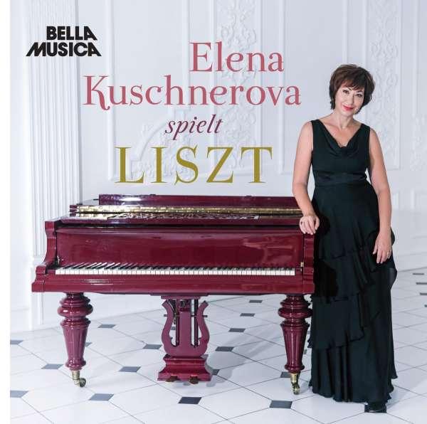 """Bildergebnis für Elena Kuschnerova spielt Liszt bei Bella Musica"""""""
