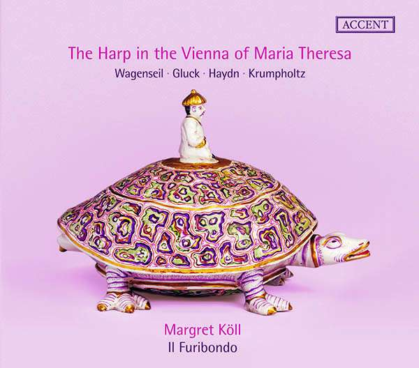 Margret Köll - The Harp in the Vienna of Maria Theresa (CD) – jpc