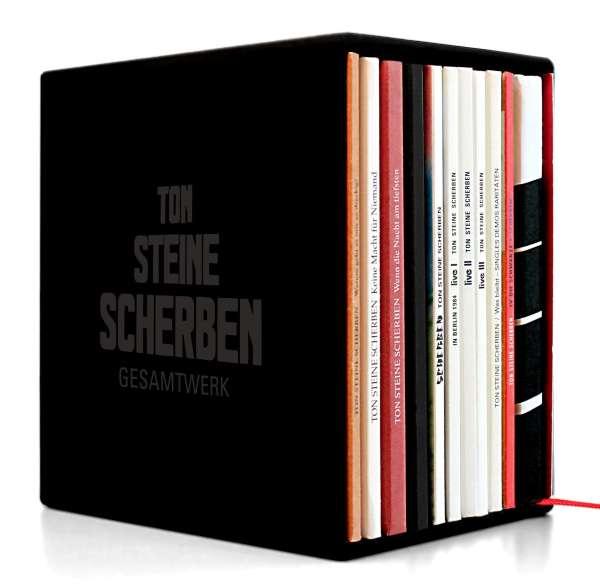 Ton Steine Scherben Gesamtwerk Limited Edition