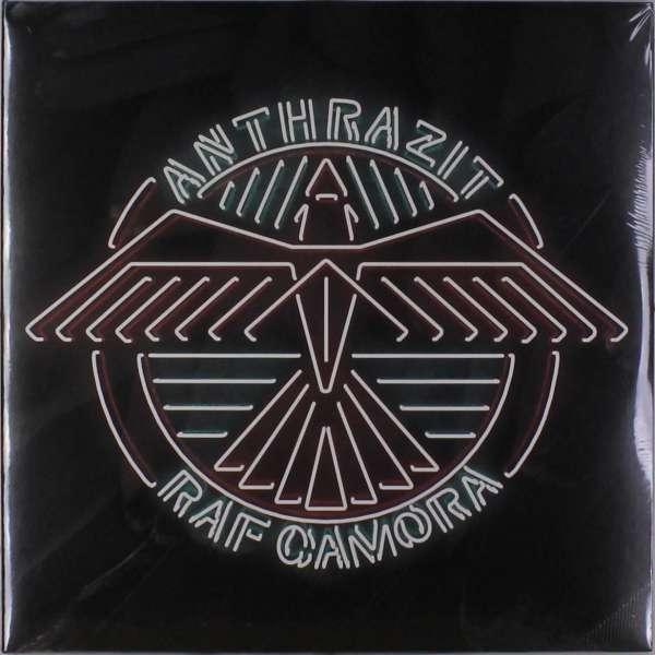 RAF Camora: Anthrazit (Limited-Edition) (2 LPs) – jpc