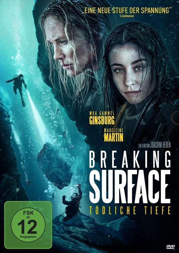 Breaking Surface Dvd Jpc