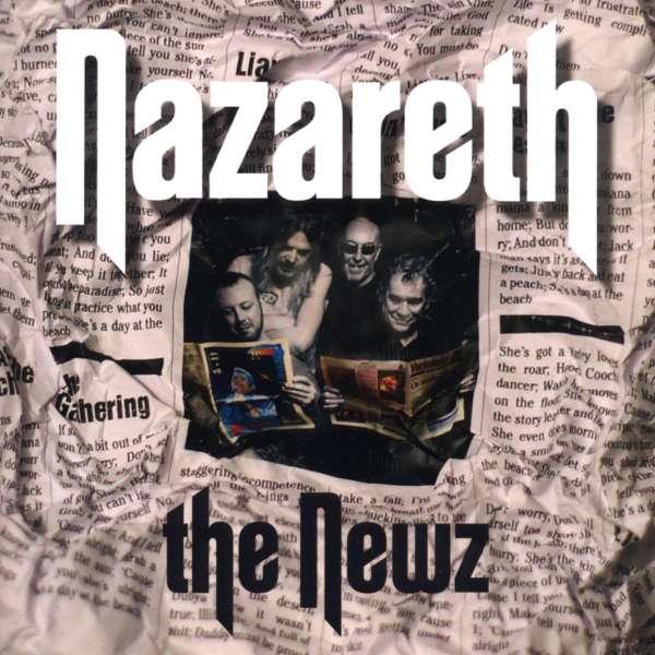 Nazareth The Newz 40th Anniversary Edition Cd Jpc