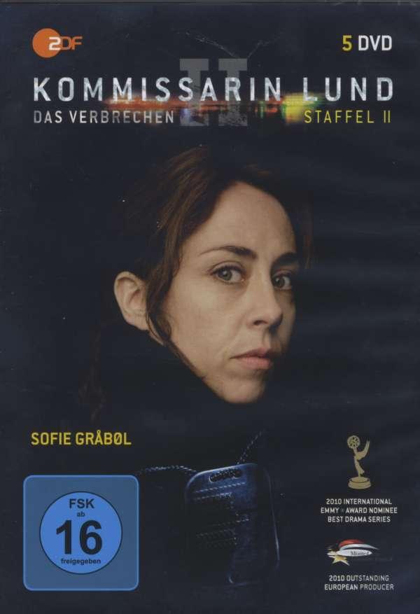 Kommissarin Lund Staffel 2