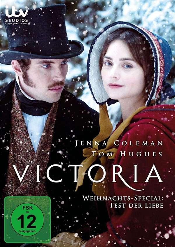 Victoria: Fest der Liebe (Weihnachts-Special) (DVD) – jpc