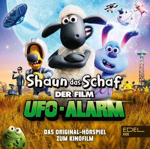 Shaun Das Schaf Ufo