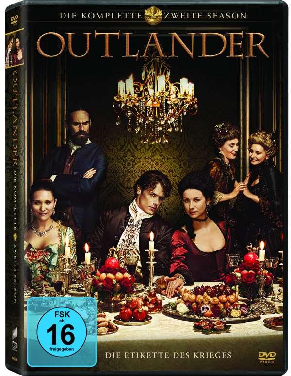 Outlander Auf Dvd