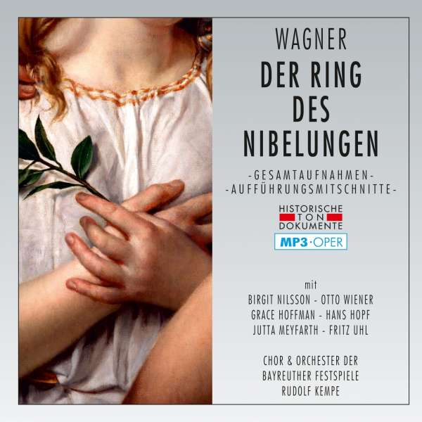 Richard Wagner Der Ring Des Nibelungen Gesamtaufnahme Im Mp3 Format