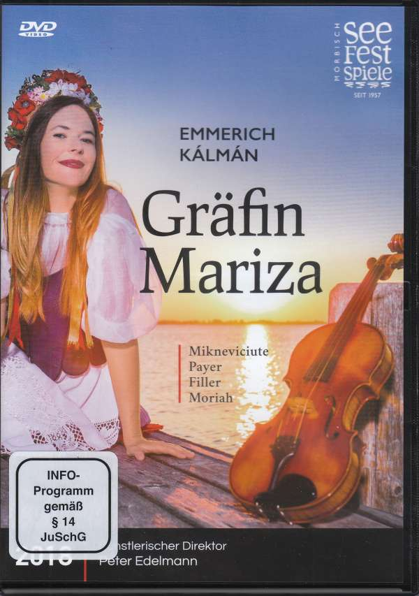 Emmerich Kalman Gräfin Mariza Dvd Jpc