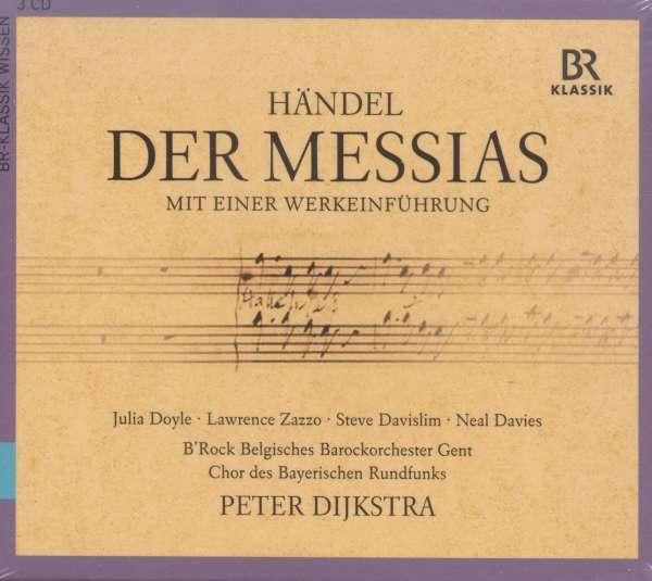Georg Friedrich Händel Messias
