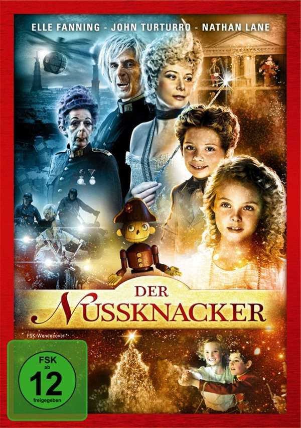 Der Nussknacker Film 2019