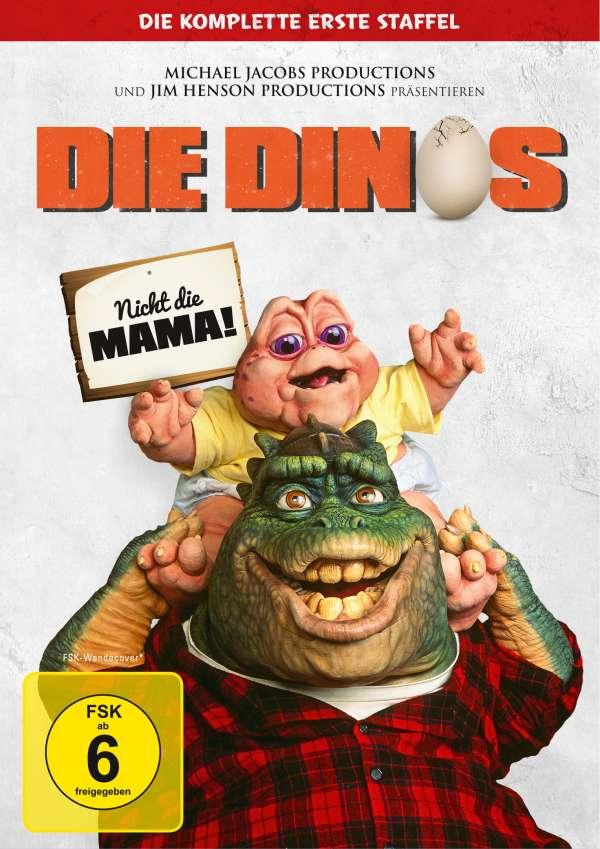 Die Dinos Dvd