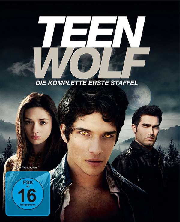 Teen Wolf Staffel 1
