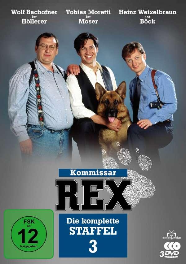 Kommissar Rex Staffel 3