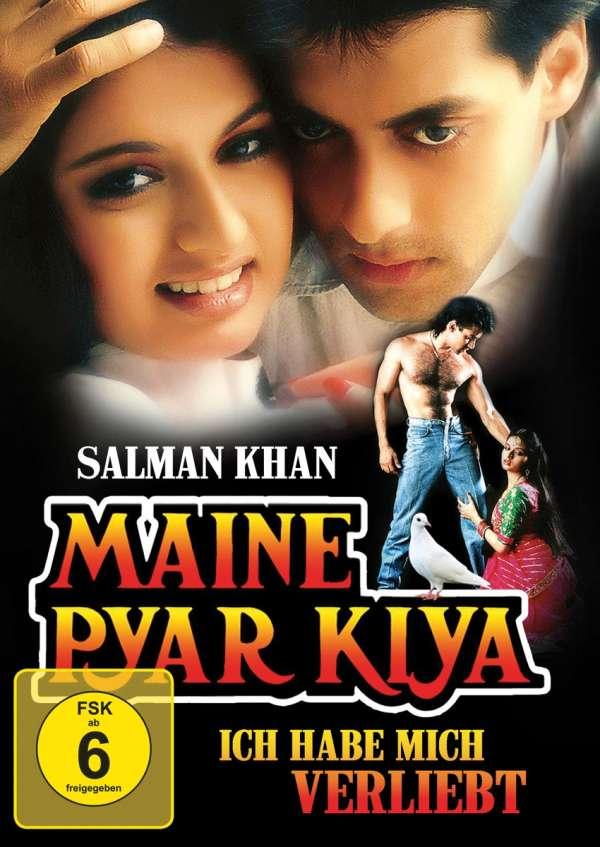 Ich habe mich verliebt - Maine Pyar Kiya (DVD) - jpc